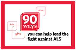 90 Ways to Fight ALS