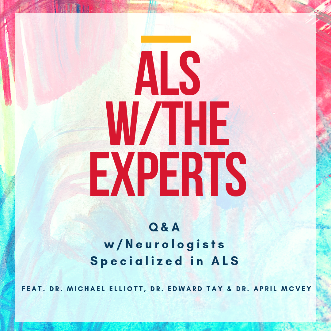 ALS with the Experts - Social Media