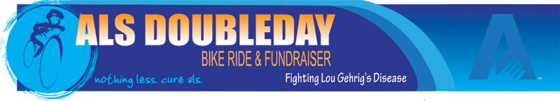 ALS DoubleDay Bike Ride & Fundraiser